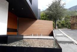 Yellow Monterrey NewTechWood muros 11