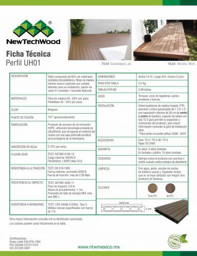 NewTechWood UH01