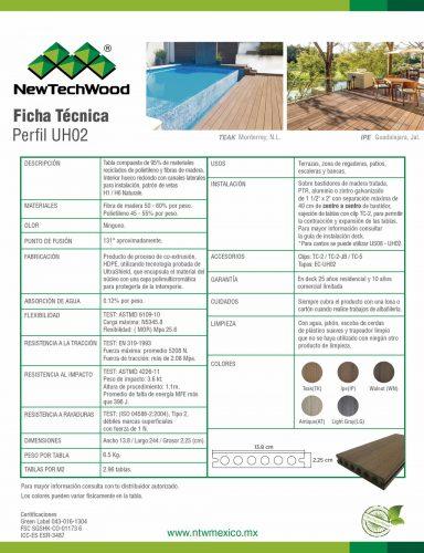 NewTechWood UH02