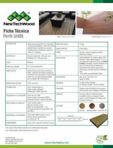 NewTechWood UH05