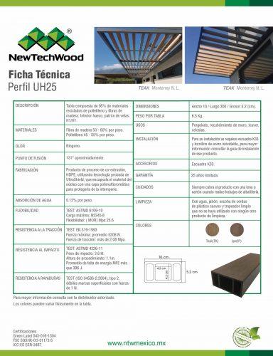 NewTechWood UH25